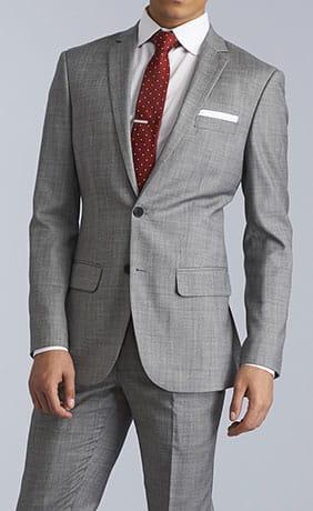Grey suit - Mandemaker Maatpakken